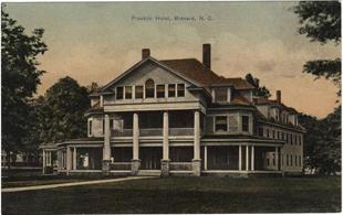 Franklin Hotel Brevard N C