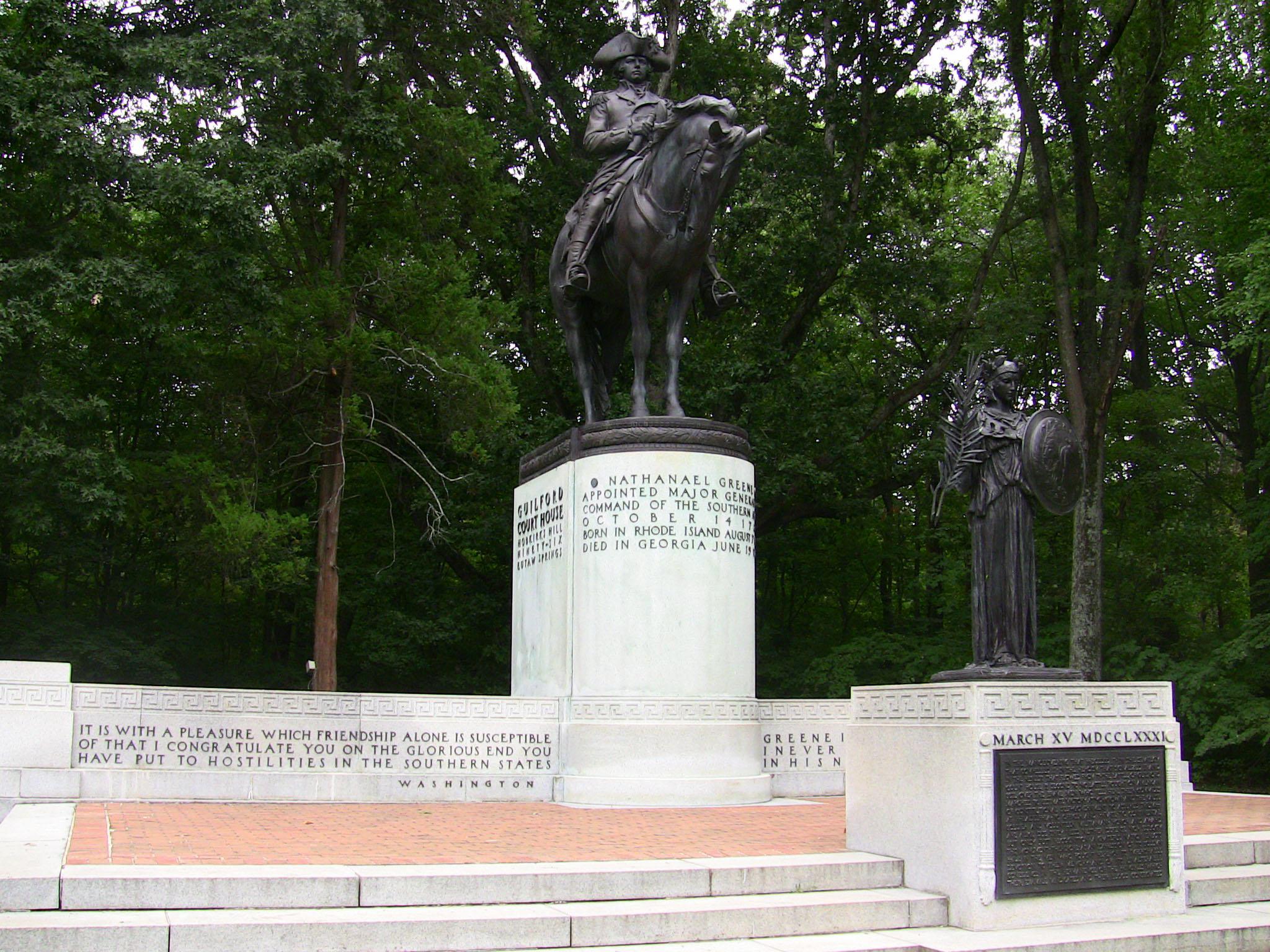 Commemorative Landscapes of North Carolina | Nathanael