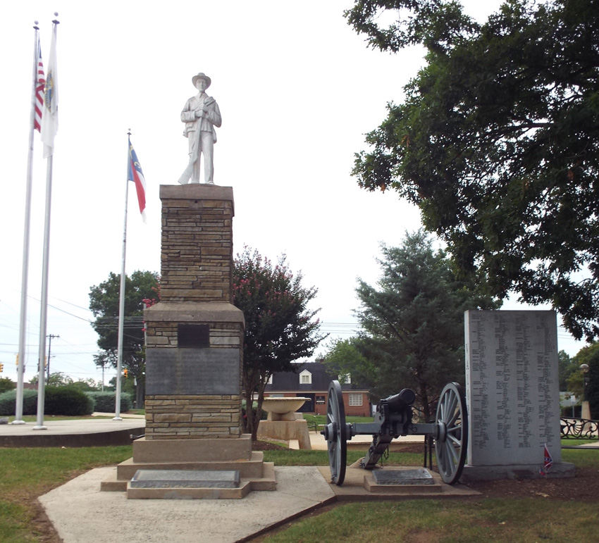 Commemorative Landscapes Of North Carolina Alexander