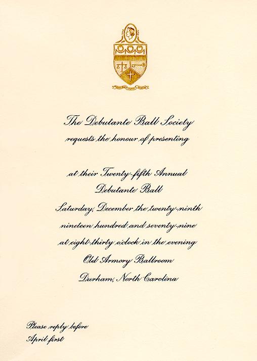 Formal Invite for best invitations template