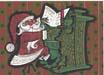 Christmas card, 1976