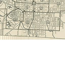 North Carolina Maps: Raleigh, N.C. precinct map, 1935