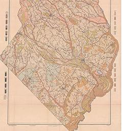 North Carolina Maps Robeson County Soil Survey 1908