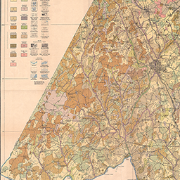 Image result for historic map of stanly county nc